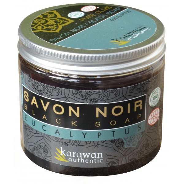 savon noir eucalyptus karawan authentic vieonaturelle. Black Bedroom Furniture Sets. Home Design Ideas